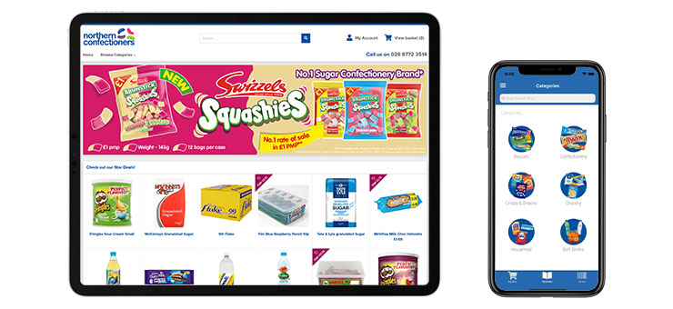 Northern Confectioners website